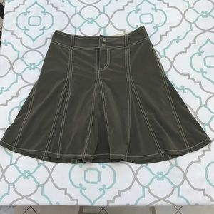 💙👖CUTE! ATHLETA SKATER SKIRT👖💙SIZE 2 EEUC!